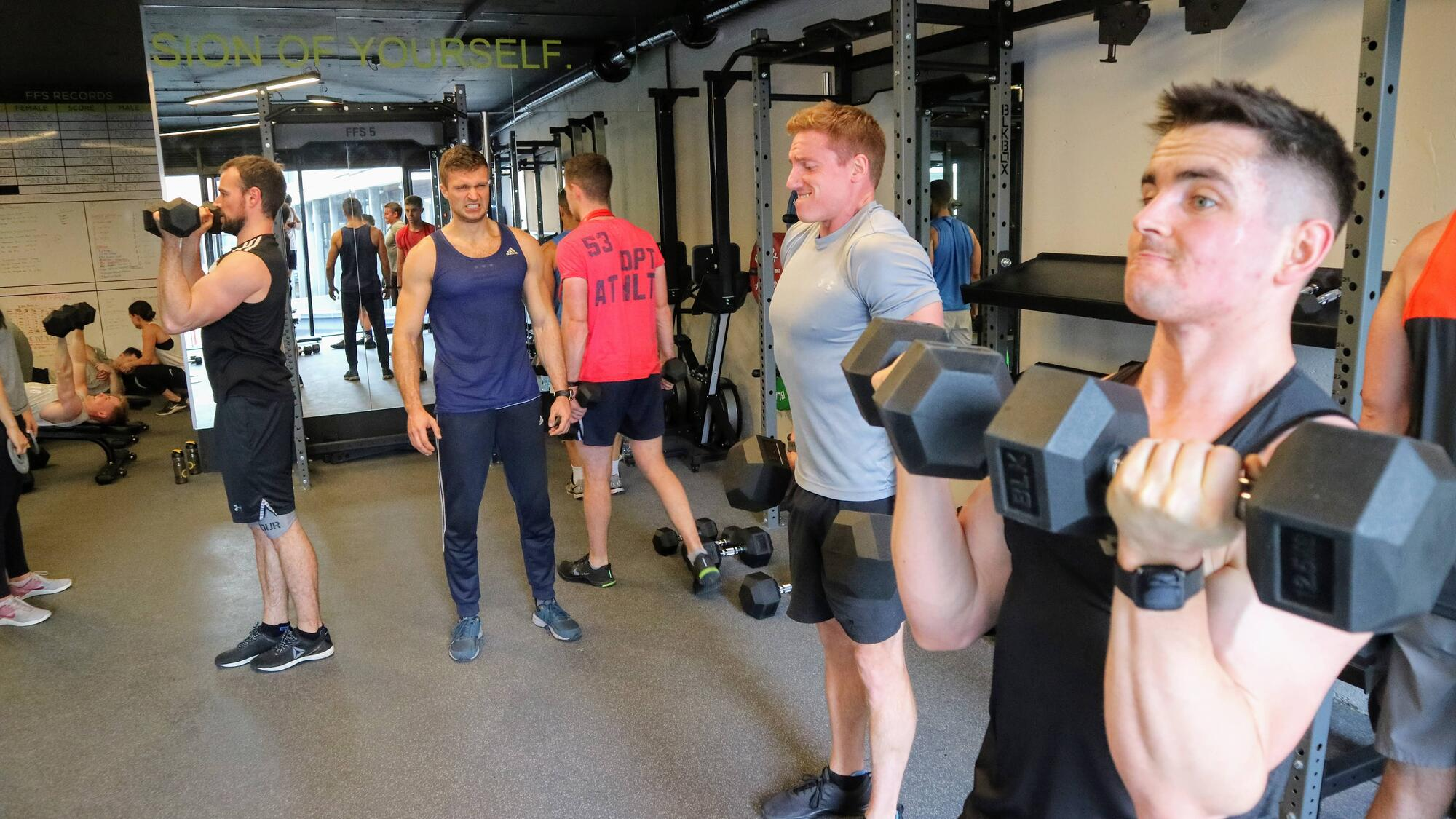FFS Ivy Exchange strength and conditioning dublin