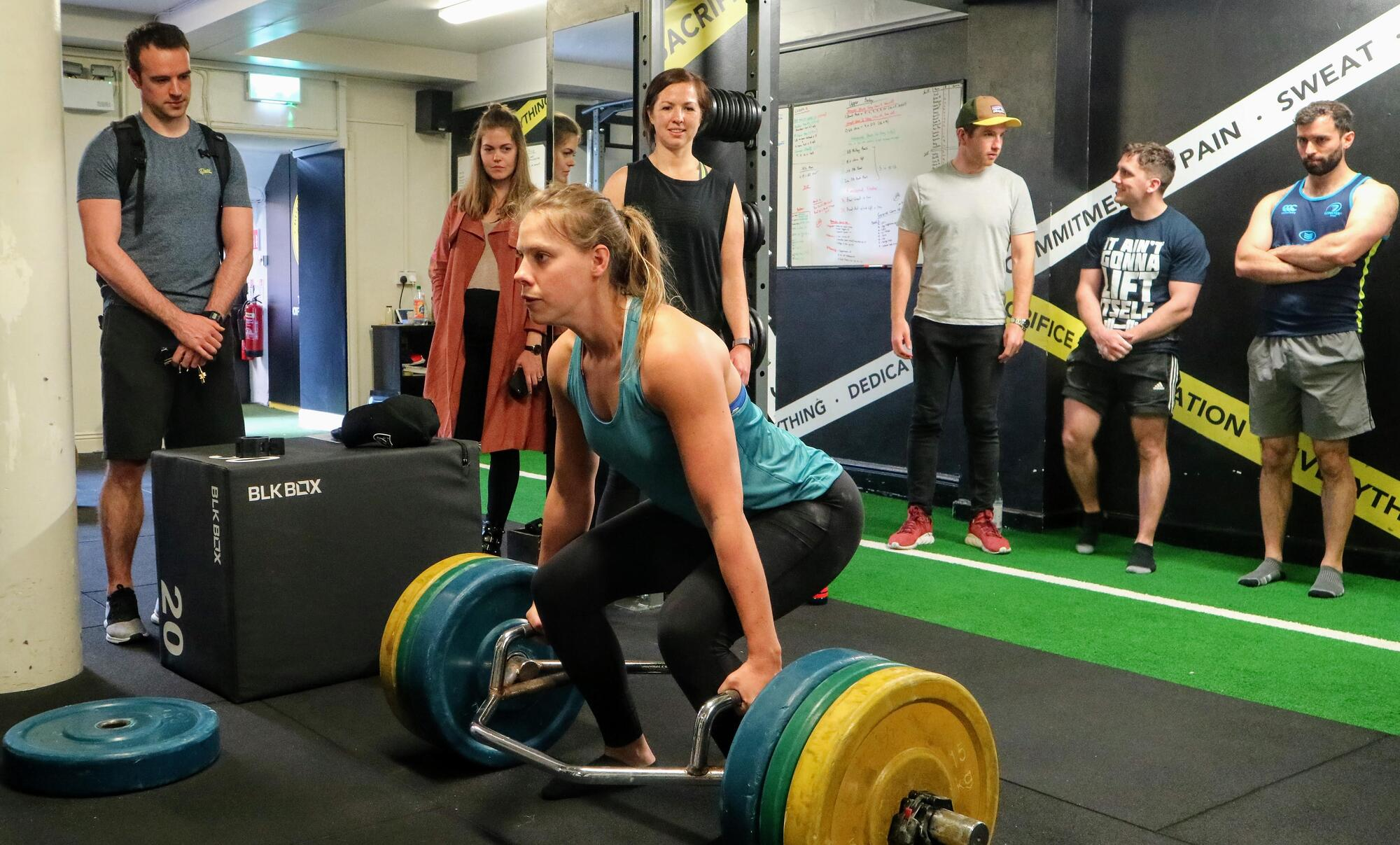 FFS Olympic Lifting and Powerlifting Strength 2
