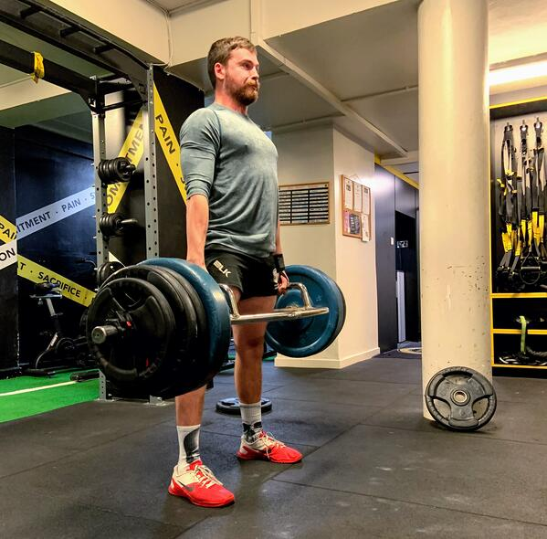 Male Deadlift